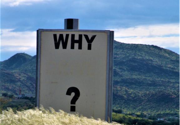 whyを使った疑問文の作り方