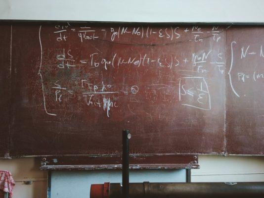 英語の数字表記:分数の表し方